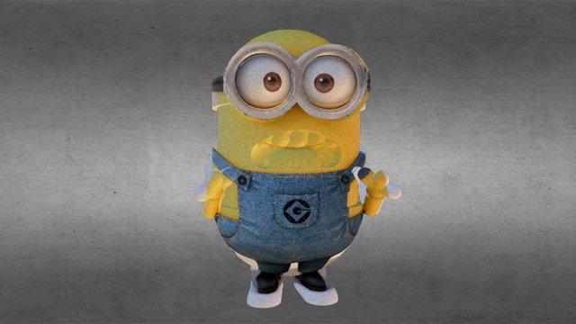 Minion... 3D Model