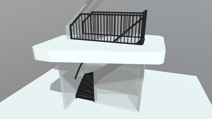 T08319_B 3D Model