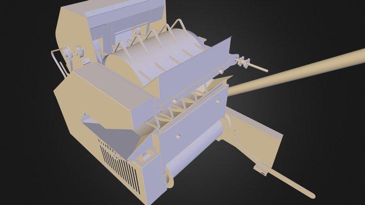 PTMV2-ASSY1-00 3D Model