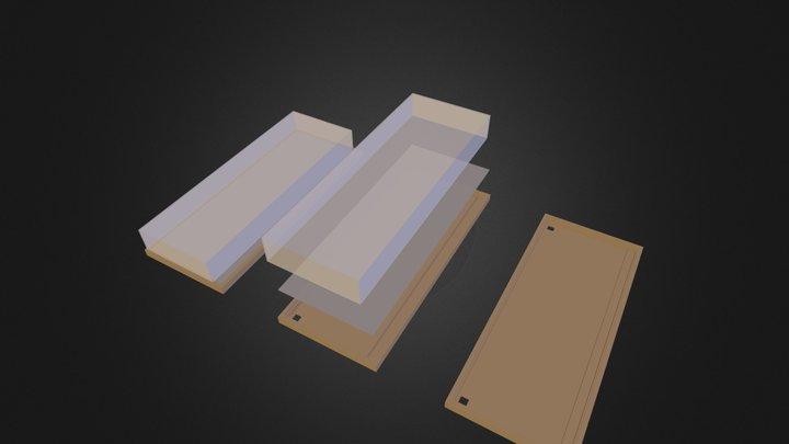dise_o_de_la_maqueta.3ds 3D Model