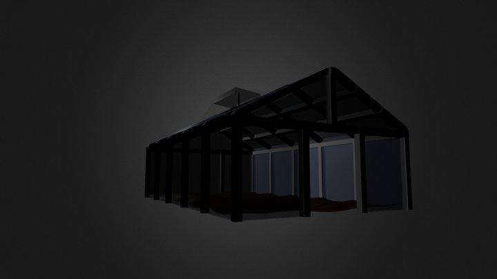 greenhouse.blend 3D Model