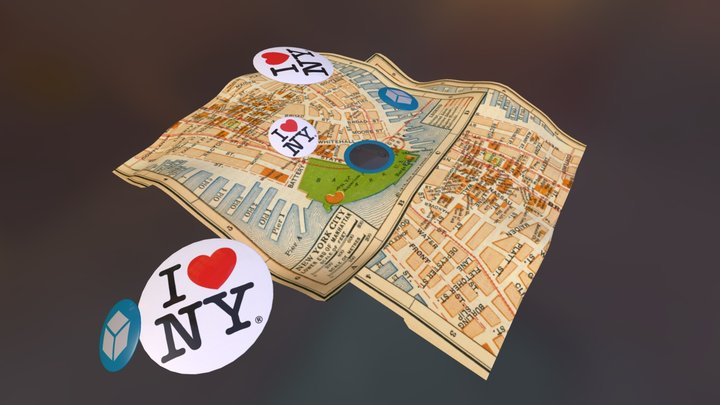 NYC 3D Model