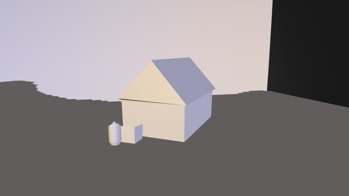Camera Mapping 2.66.blend 3D Model
