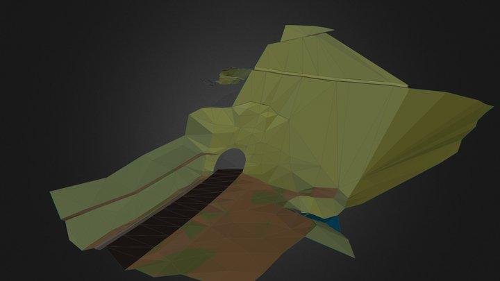 TUNEL BUC 3D Model
