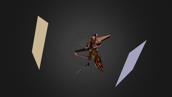 chevalier.zip 3D Model