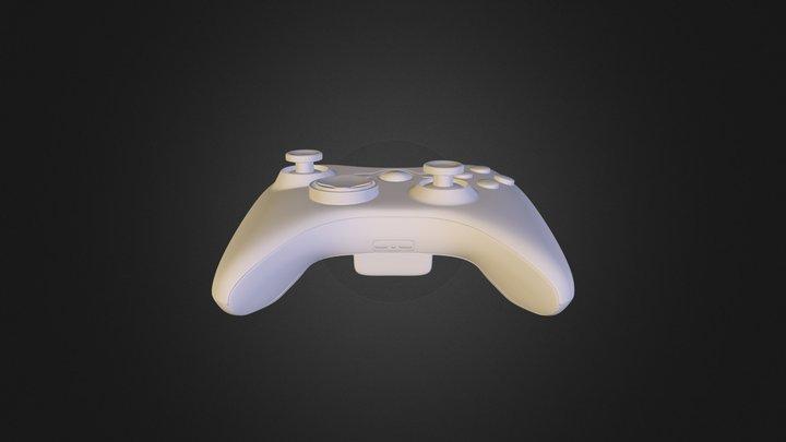 controller 3D Model