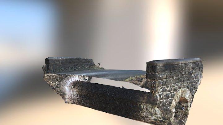 Sluggawn Bridge Industrial Heritage Site 3D Model