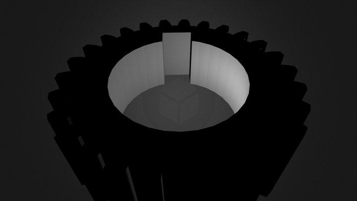 Pinion Girobarra 3D Model