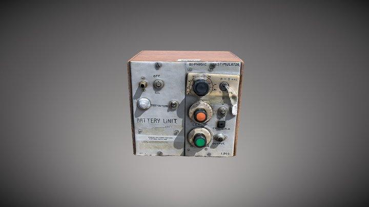 Biphasic Stimulator 3D Model