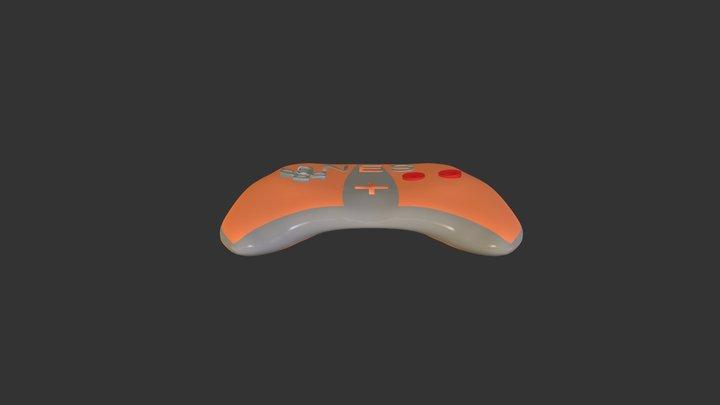Nes Plus (School Project) 3D Model