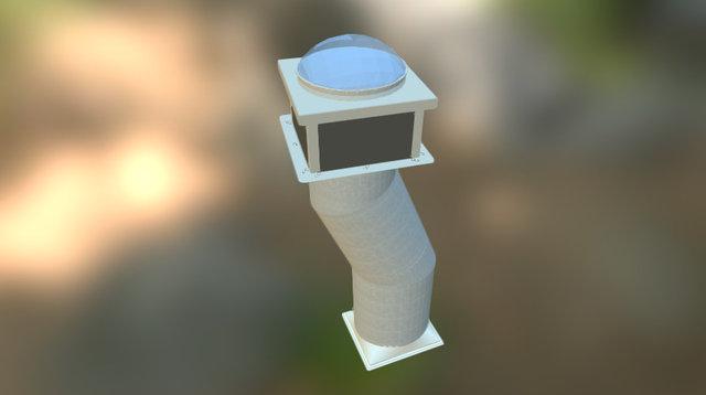 Lightube Office 3D Model