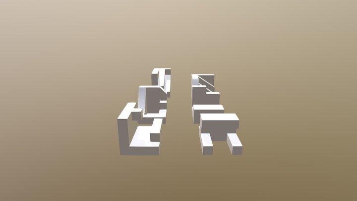 Atividade 1 3D Model