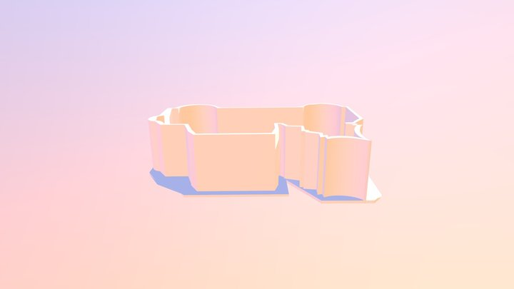 Trucktreecookiecutter-1 3D Model