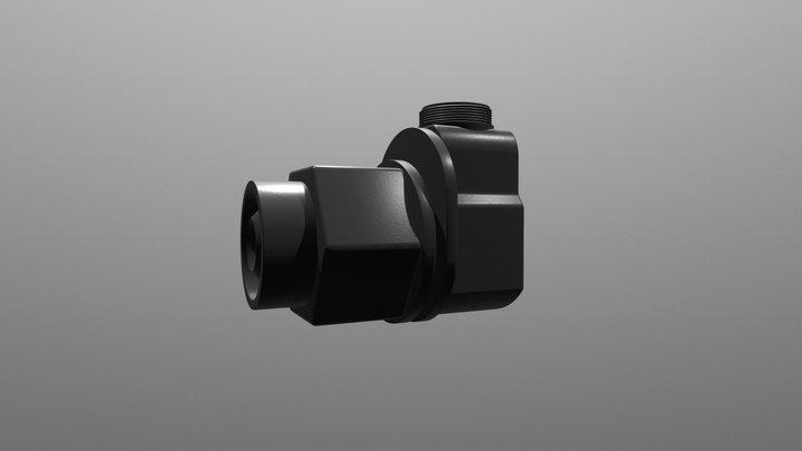 Passacavi 3D Model