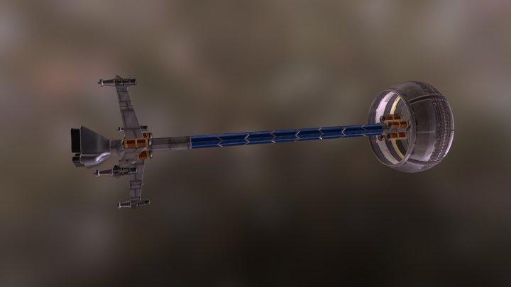 Galileo One 3D Model