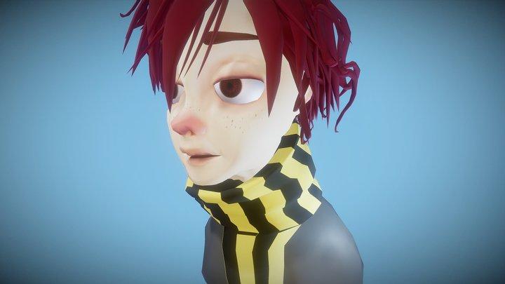 Sam - Kaos´s original character 3D Model