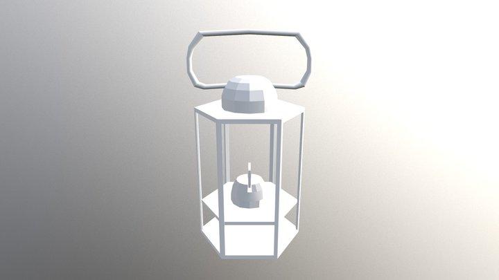 Lanterna 3D Model