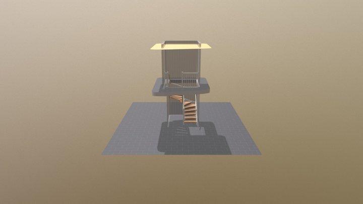 1739 3D Model