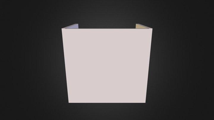 STORAGE_ROOM-10x10 - ROOM-1 3D Model