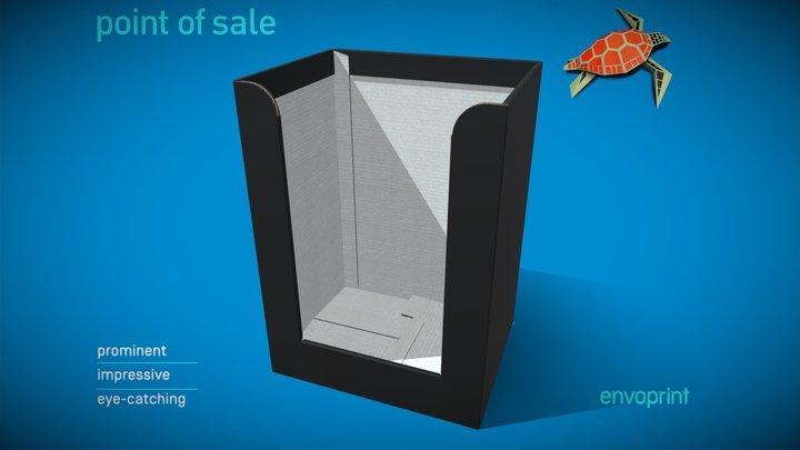 Solent Bin 3D Model
