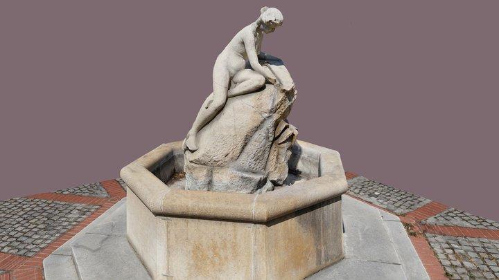 Märchenbrunnen 3D Model