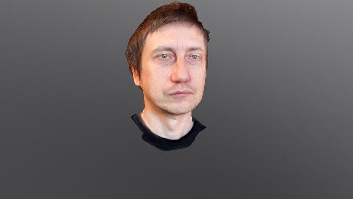 Model Redaktora 3D Model