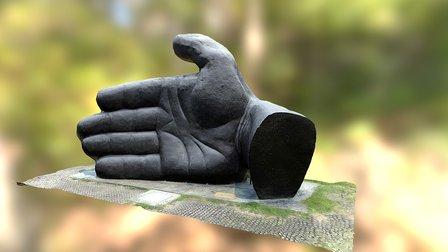 The Hand that Nurtures 3D Model