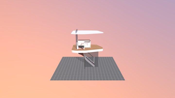 Guldåkersvägen 10 3D Model