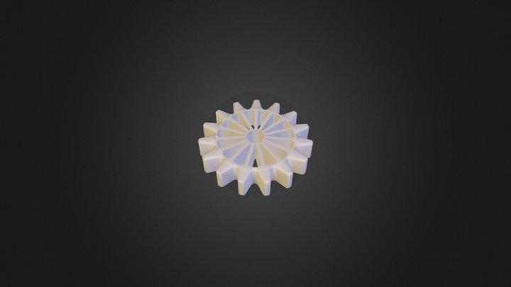 Cog 3D Model