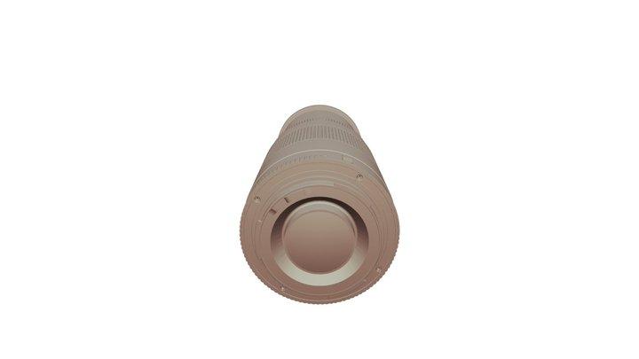 Lens Assembly 3D Model
