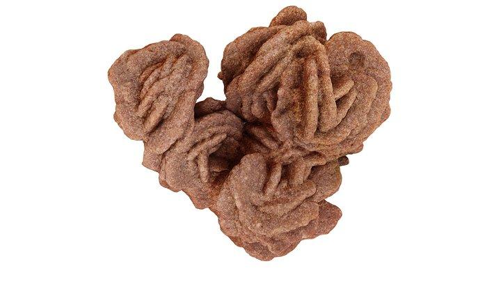 Barite desert rose 04-20-2020 3D Model