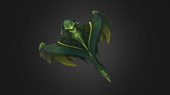 Deep Viper 3D Model