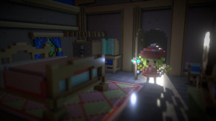 Room_皮皮洛 3D Model