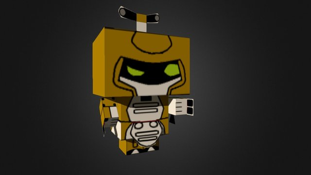 METABEE-TOY 3D Model