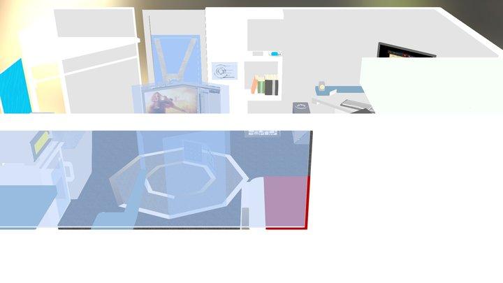trial2 3D Model