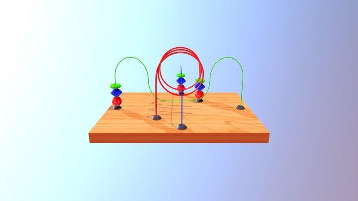 Bead Toys 3D Model