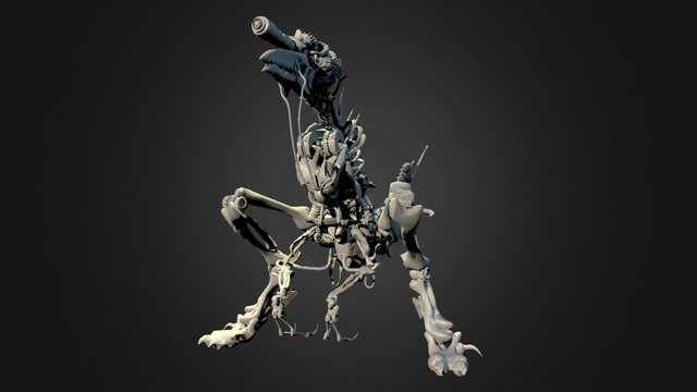 Project: Nero 3D Model