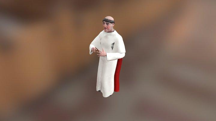 Kaniikki 3D Model