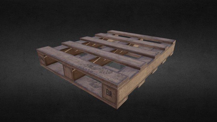 PALETTE 3D Model