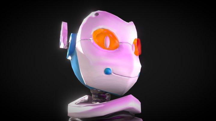 SketchBot Prototype 3D Model