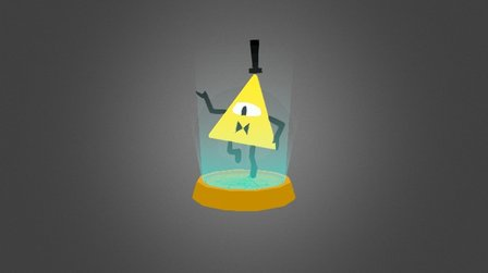 Bill Chipher 3D Model