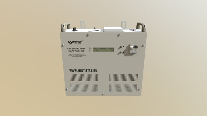 Volter 3D Model
