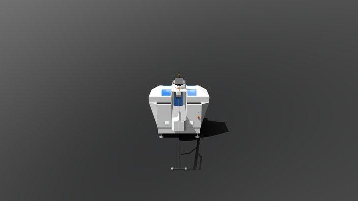 HFS 3D Model