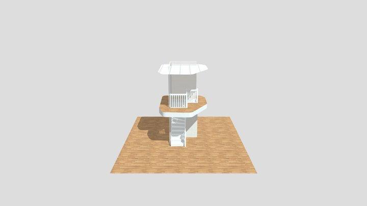 Are Berg 3D Model