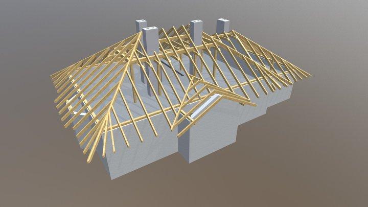 Konstrukcja - Wolin 3D Model