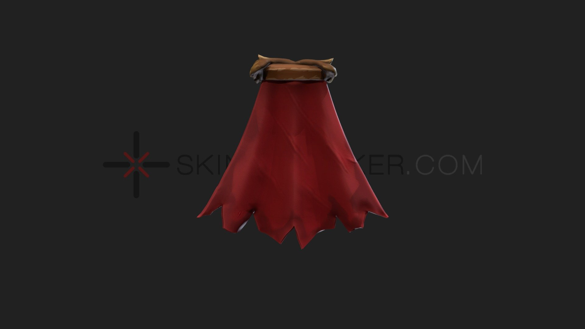Fortnite Cape fortnite - fabled cape - 3d modelskin-tracker