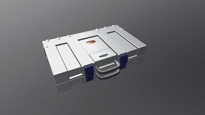Cyber Case 3D Model