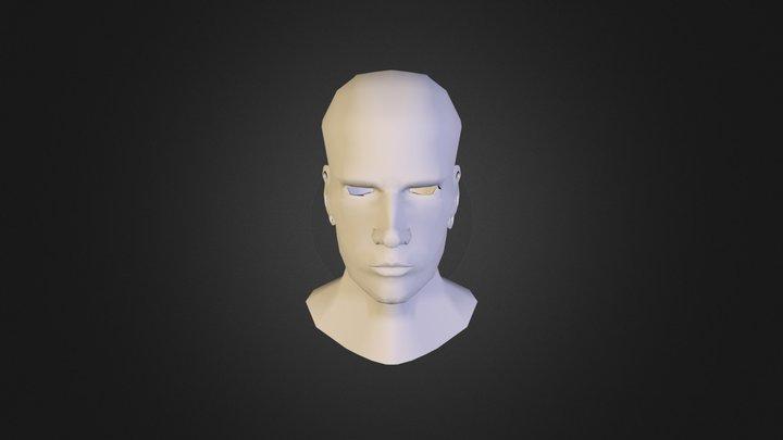 headFullOBJ 3D Model