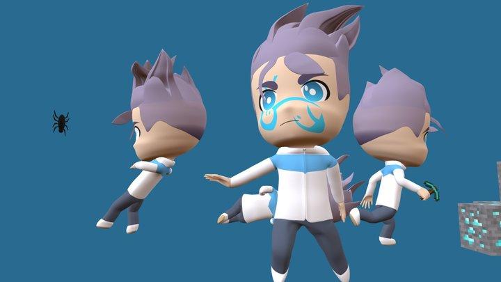 Nico 3D Model