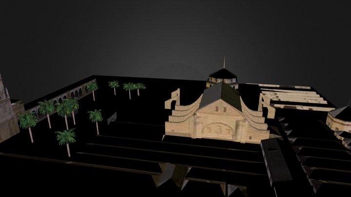 Mezquita de C_rdoba 3D Model